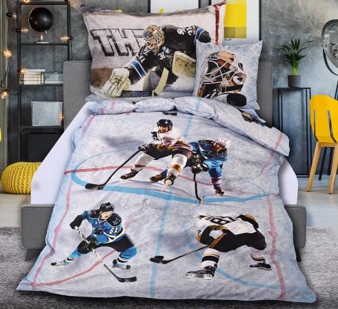 Obrazová posteľná súprava bavlna exclusive